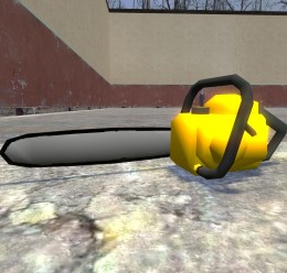 chainsaw prop.zip For Garry's Mod Image 1