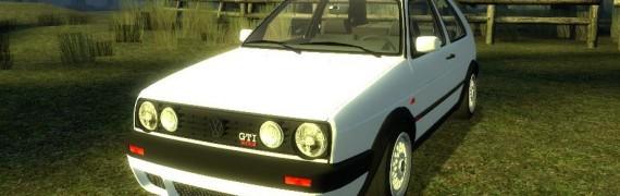 VW Golf Mk.II