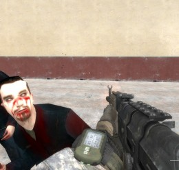 Infected Zombie NPC V1 For Garry's Mod Image 2