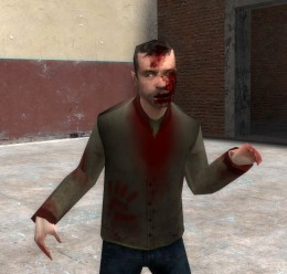 Infected Zombie NPC V1 For Garry's Mod Image 3