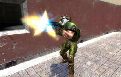 Quake 3 Doom [Player Model] For Garry's Mod Image 1