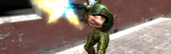 Quake 3 Doom [Player Model]
