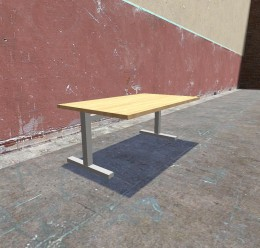 modern_wooden_table.zip For Garry's Mod Image 3