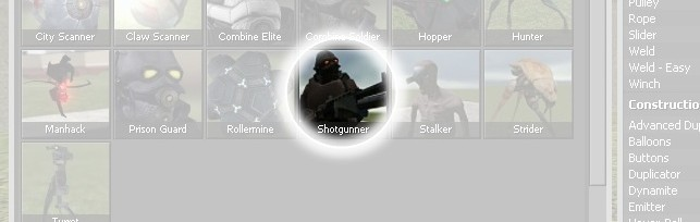 Shotgunner NPC v2 For Garry's Mod Image 1