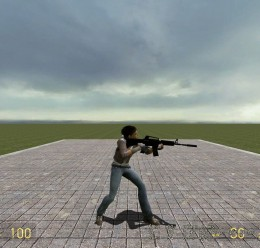 css_realistic_weapons_4.0_fixe For Garry's Mod Image 1