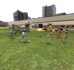 Battle droid npc pack For Garry's Mod Image 2