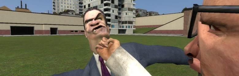 Uppercut SWEP For Garry's Mod Image 1
