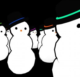 Dancing Snowman E2 For Garry's Mod Image 1