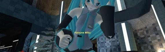 Hatsune Miku Playermodel