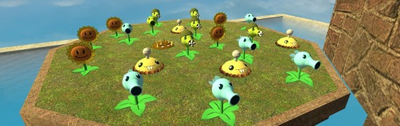 Plants vs. Zombies Model Pack!