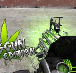 Weed Physgun For Garry's Mod Image 1