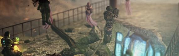 Quake 4 Ragdolls WIP