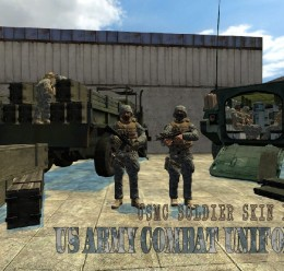 COD4 USMC SKIN PACK.zip For Garry's Mod Image 2