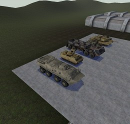 driveable military models dup For Garry's Mod Image 1