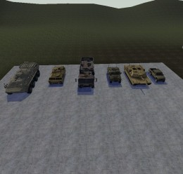 driveable military models dup For Garry's Mod Image 2