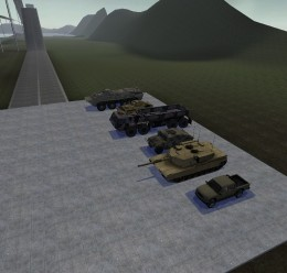 driveable military models dup For Garry's Mod Image 3