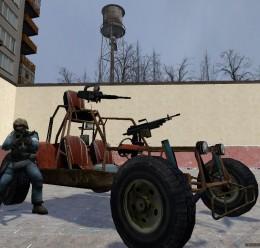 combat_jeep.zip For Garry's Mod Image 1
