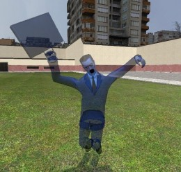 wired ghost gman follower For Garry's Mod Image 1