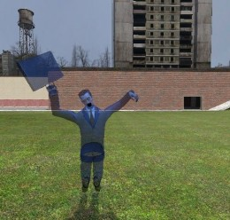 wired ghost gman follower For Garry's Mod Image 3