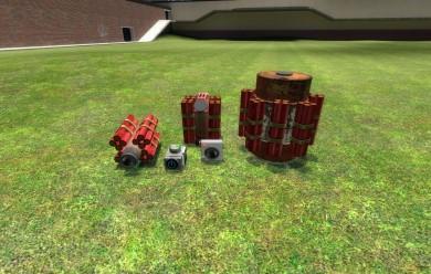 bombsnstuff.zip For Garry's Mod Image 1