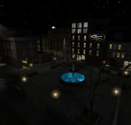 RP_Downtown_Night_V2 For Garry's Mod Image 1