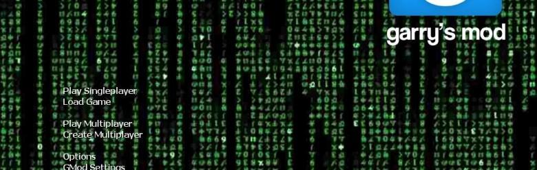 matrix_background.zip For Garry's Mod Image 1