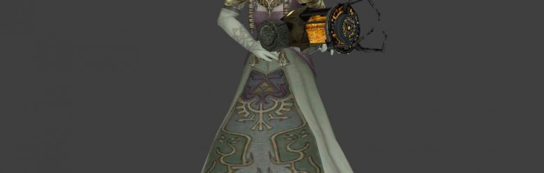 Zelda Playermodel For Garry's Mod Image 1