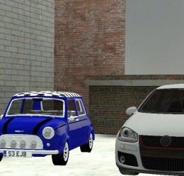 RRP Car Content Pack (Part 2) For Garry's Mod Image 1