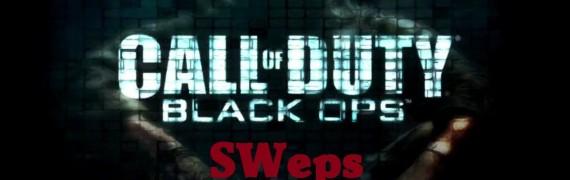 RC's CoD: Black Ops SWeps