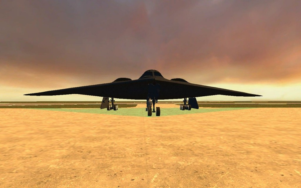 B-2 Stealth Bomber | garrysmods org