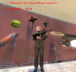 weyw_prop_cannon.zip For Garry's Mod Image 1