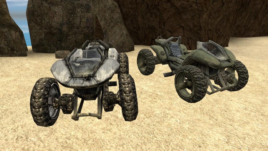 Halo 3 Scorpion and Mongoose | garrysmods org