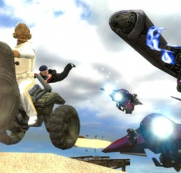 Halo 3 Scorpion and Mongoose For Garry's Mod Image 3