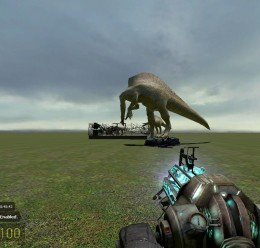 dinosaur_attack.zip For Garry's Mod Image 1