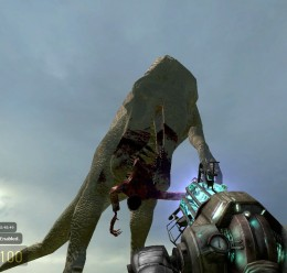 dinosaur_attack.zip For Garry's Mod Image 2