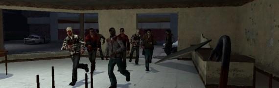 Citizen Zombies Spawn Points