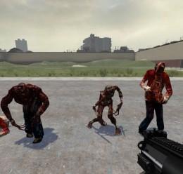 classic_zombie_mod.zip For Garry's Mod Image 2