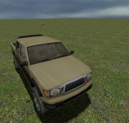 drivable_truck.zip For Garry's Mod Image 1