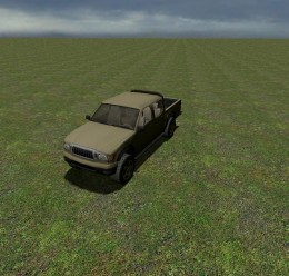 drivable_truck.zip For Garry's Mod Image 2