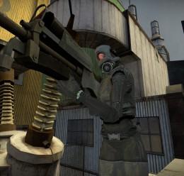 dark_female_assassin.zip For Garry's Mod Image 2