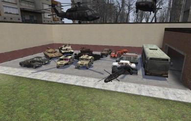 insurgency_cars.zip For Garry's Mod Image 1