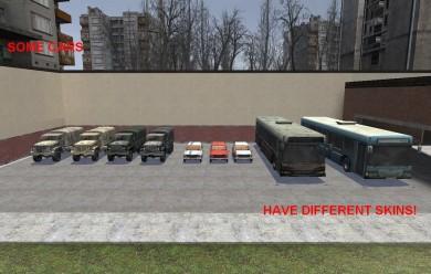 insurgency_cars.zip For Garry's Mod Image 2