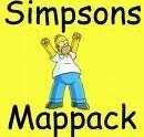 simpsons_maps_4_gmod+_css.zip For Garry's Mod Image 1