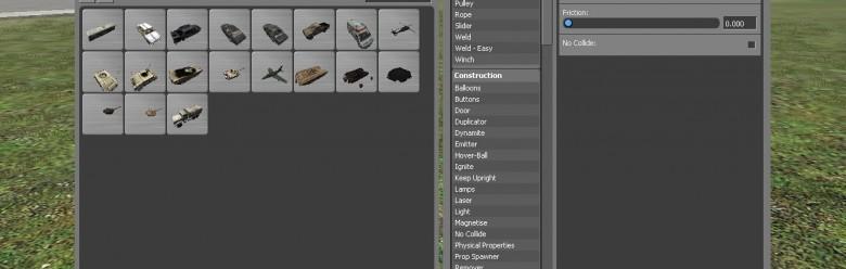 insurgency_cars_spawnlist.zip For Garry's Mod Image 1