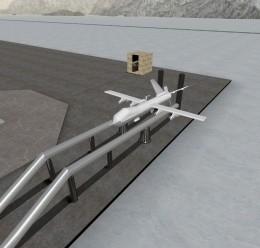Statua's Predator UAV DUPE For Garry's Mod Image 1