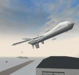 Statua's Predator UAV DUPE For Garry's Mod Image 2