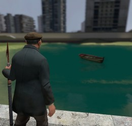 fisherman_ragdoll.zip For Garry's Mod Image 1