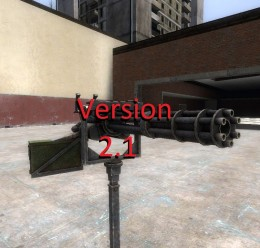 USABLE L4D TURRET V2.1!!!!! For Garry's Mod Image 1