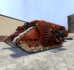 Drivable Warhammer Tank.zip For Garry's Mod Image 1