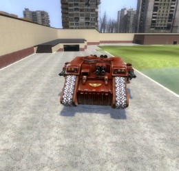 Drivable Warhammer Tank.zip For Garry's Mod Image 3